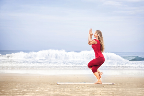 Garudasana - Eagle Pose - Yoga